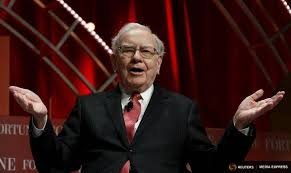 warren buffett delivers cold blooded view of global warming to