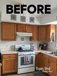 how to paint cabinets white without sanding how to paint kitchen cabinets without sanding happy deal