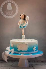 How Decorate Cake At Home Best 25 Ice Skating Cake Ideas On Pinterest Winter Theme Party