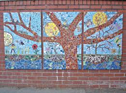 School Mosaic Projects Tracey Cartledge Artist - Wall mosaic designs