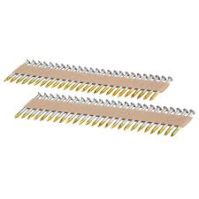 Grip Rite Collated Roofing Nails by 15 Collated Nails Screws U0026 Staples Fasteners The Home Depot
