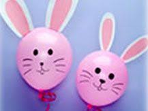 bunny decorations diy bunny party hats bunny easter and birthdays