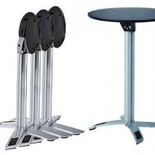 round high top table and chairs furniture hire barlens
