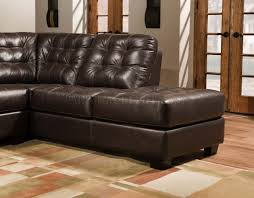 Leather Tufted Sectional Sofa Tufted Top Grain Italian Leather Modern Sectional Sofa