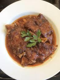 cuisiner des pieds de cochon pieds de porc à l espagnole la cuisine de nat