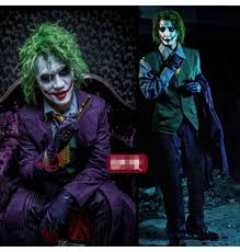 halloween costumes joker dark knight joker costume dc comics costumes