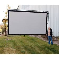 Chef Mat Camp Chef 144in Outdoor Movie Screen Www Kotulas Com Free