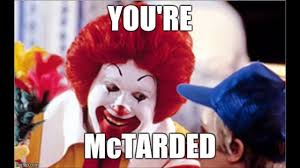Macdonalds Meme - ronald mcdonald meme complation youtube