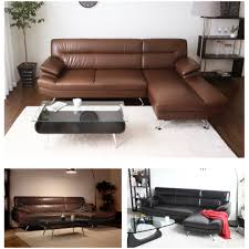 Japanese Sofa Bed Heizo Japanese Sofa Brown Home Furniture Furniture Sofas On