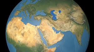 world map syria the oddly specific locations of earths deserts