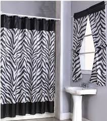Animal Print Bathroom Ideas by 49 Best Bathroom Curtains Images On Pinterest Curtain Ideas