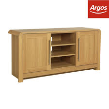 heart of house elford low sideboard tv unit grey from the argos