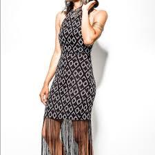 h u0026m coachella fringe dress weekend sale from lily u0027s
