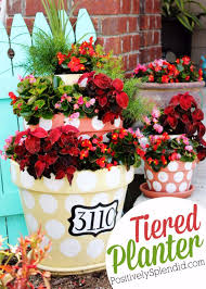 Planter S House 35 Creative Diy House Numbers That Are Better Than Anything You