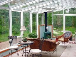indoor sunroom furniture ideas white rattan conversation set 1