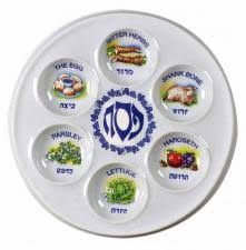 pesach plate passover gifts seder plate disposable passover plates