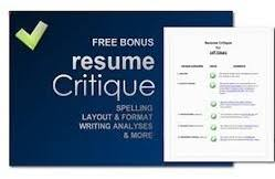 Free Resume Review Service Free Resume Critique Service Resume Template And Professional Resume