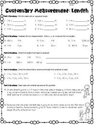 measurements worksheets length weight capacity u0026 conversion tables