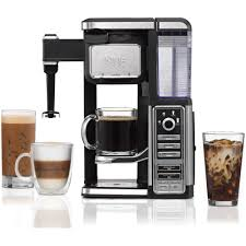 espresso coffee brands ninja coffee bar single serve system with auto iq 5 brew typs