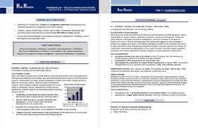 sales executive resume sales resumes resume badak