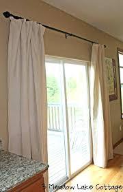 Patio Door Valance Patio Door Treatments Sliding Door Window Treatment Kitchen