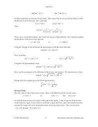 calc i derivatives