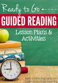 ready to go guided reading lessons and activities guided reading