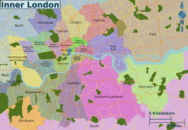 Soho Nyc Map Map Of London 32 Boroughs U0026 Neighborhoods