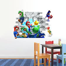 articles with skull art wallpaper hd tag skull wall art feature wall ideas living room cartoon super mario bros wall stickers boy room decoration kids art