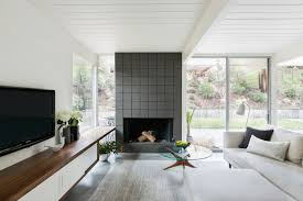 floor to ceiling glass doors a traditionalist learns to love an eichler curbed