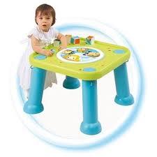 table d eveil avec siege table d activité avec siège rotatif cotoon youpi baby jouet