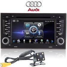 audi a4 2004 radio ouku rear 7 din inch auto dvd car gps navigation