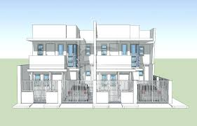 best modern house plans town house plans modern simple 4 bedroom house plans world of town