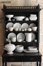 White Kitchen Hutch Cabinet Best 25 China Display Ideas On Pinterest Dish Display How To