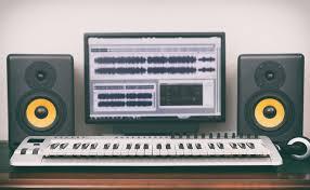Small Recording Studio Desk Best Studio Monitors U0026 Studio Monitors Review 2017