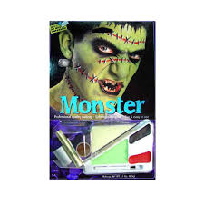 monster halloween makeup u2013 silverrainstudio com