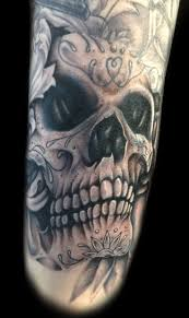51 best realism skull tattoo images on pinterest skull tattoos
