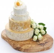 wedding cake of cheese gloucester cheese wedding cake