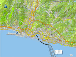 Map Of Genoa Italy by Tramsoft Gmbh Garmin Trekmap Italia V4 Pro English