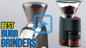 Mr Coffee Burr Mill Grinder Review Top 10 Burr Grinders Of 2017 Video Review