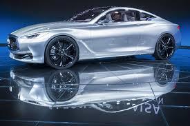infinity car blue detroit auto show infiniti unveils q60 sports coupe concept la