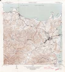 Uco Map Puerto Rico Historical Topographic Maps Perry Castañeda Map