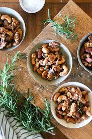 rosemary spiced mixed nuts 2014