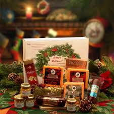 64 best christmas baskets images on pinterest holiday gifts