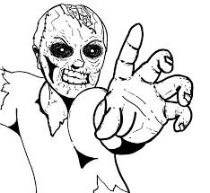 47 zombies images coloring books