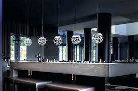 suspension cuisine luminaire led suspension gallery of slim led suspended luminaire