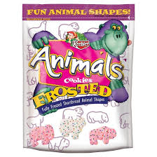 keebler frosted animal cookies 13oz target