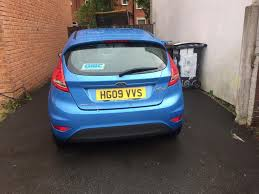 2009 ford fiesta style plus 80 1 25 manual 12 month mot in