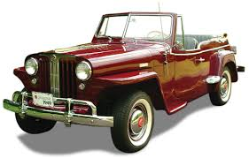 willys jeepster for sale the 1949 willys overland jeepster heacock classic insurance