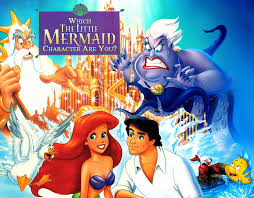 u0027little mermaid u0027 character quiz zimbio